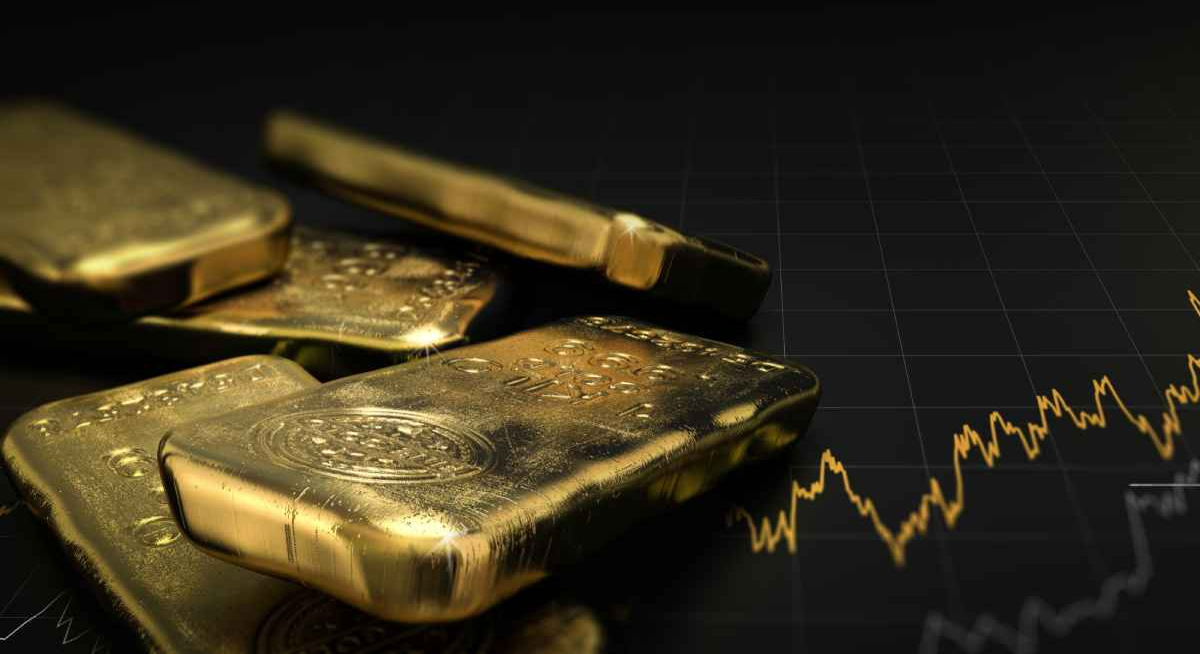 The outlook for gold has turned negative