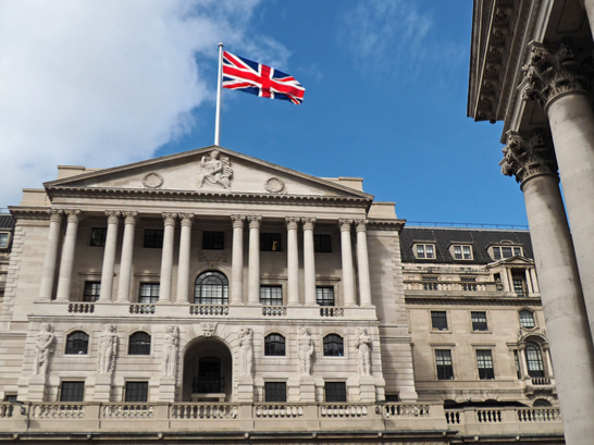 Bank of England holds monetary policy steady in September