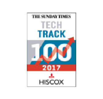Award the sunday times tech track 100