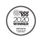Award Global 100 2020 winner