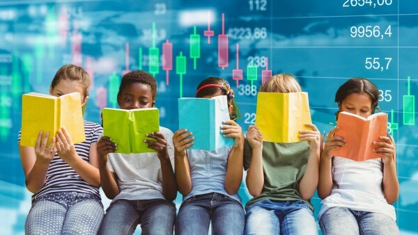 How do I explain stock shares to my children?